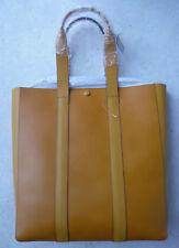 Gap Shopping Bag Leder cognac Tasche Shopper