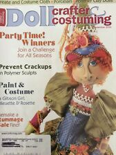 Doll Crafter & Costuming September 2006 With Patterns
