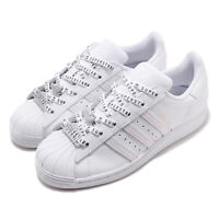 adidas Originals Superstar W Sneaker Queen White Black Women Casual Shoes FV3392