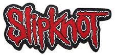 Slipknot Logo (Cut Out) Patch 10cm x 4cm