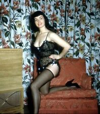 BETTIE PAGE COLLECTION [HOT & RARE 8 X 10 PHOTO]-0015