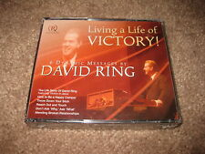 6 Dynamic Messages by David Ring, Living a Life of Victory! - 6 Audio CD-Box