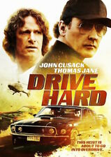 DRIVE HARD DVD - SINGLE DISC EDITION - NEW UNOPENED - JOHN CUSACK