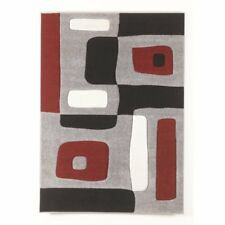 Ashl R317002 Signature Design By Ashley Geo Collection Rug 52 X 72 Re