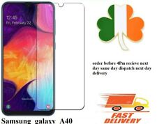 Samsung Galaxy A40 Tempered Glass Mobile Phone Screen Protector