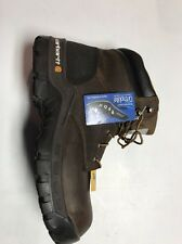 Carhartt 6'' Rugged Flex Safety Toe Work Boots for Men - Brown - 8 M