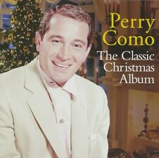 PERRY COMO - THE CLASSIC CHRISTMAS ALBUM  CD NEU