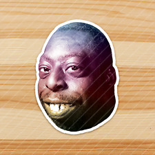 Howard Stern Beetlejuice Sticker | Beetlejuice | Hank | Wendy | Eric