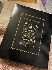 Brand New FM Male Aftershave Advent Calender 2021