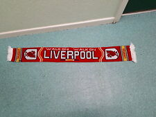 Liverpool Football Supporters Scarf