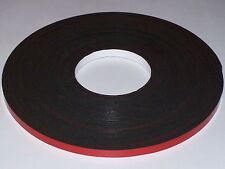 3M VHB  PT1100 72'X5mm Double Sided Acrylic Plus Foam Tape Exceeds 5952 Adhesion