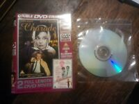 Dvd charade/the millionairess disc only (161)