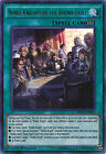 Noble Knights of the Round Table Ultra Rare 1st Edition Yugioh Card MP15-EN052