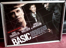 Cinema Poster: BASIC 2003 (Quad) John Travolta