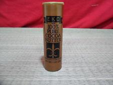 100% pure cocoa butter EKO , manteca de cacao religion yoruba ifa