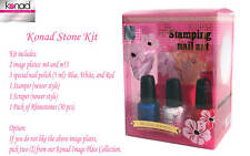 KONAD Nail Art STONE KIT SET - CREATE YOUR OWN KIT