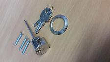 Garagentorschloss Außenzylinder Zusatzschloss Rundzylinder