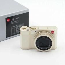 Leica C Typ 112 12.0MP Digitalkamera - Light Gold - Vorführtstück