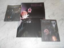 Cryfemal - Apoteosis Oculta / Letanias Del Necromante + POSTER CD i A5 DIGIBOOK