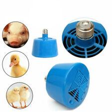 Titular de la bombilla de cerámica es /& SES Tornillo Conector acuario térmica resistente al calor