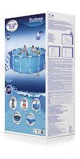 Aufstellpool Bestway 56438 Frame Pool 457x122 Komplettset
