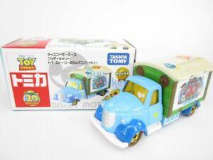 Takara Tomy Tomica Disney Motor TOY STORY 20th Anniversary Truck Diecast Toy Car