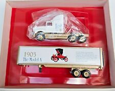 """Winross """"Ford Automotive Historical Series #3"""" Diecast Tractor Trailer 1/64  NIB"""