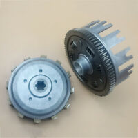 For YAMAHA WARRIOR350  YFM350 DRIVE CLUTCH AND BASKET HOUSING ASSY 1987-2004