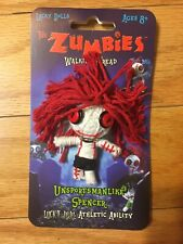 The Zumbies Walking Thread Lucky Doll, UnSportsmanlike Spencer Enterplay Charm