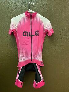 Alé Cycling PRR Jersey and Bibshort Kit - Pink - Women's XS-XL