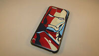 Iron Man Case For iPhone 4 4S 5 5S 5C 6 6S 6 Plus Avengers Marvel Civil War