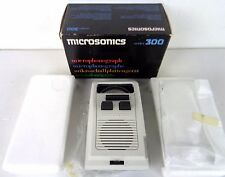 microphonograph series 300 giradischi made in japan, nuovo con scatola