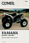 CLYMER Repair Manual for Yamaha Blaster YFS200 1988-2005 <br/> WE ARE OPEN! Authorized Clymer Dealer