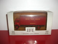 AEC Mammoth british road services camion truck EFE 1/76 exclusive first editions