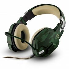 Trust Gaming GXT 322C Carus Gaming Headset Camo for Xbox PlayStation PC