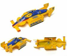 1pc 1989 Tyco Slot Car Formula One F1 Kraco 18 Andretti Indy F-1 Body Only 8987