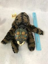 Vintage 1984 Sectaurs Spider Glove 7 Towns Coleco Tarantula Toy