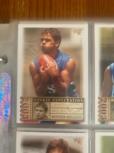 2003 Select XL - Rookie Expectation - Cameron Faulkner #024