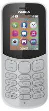 Téléphone Mobile Nokia 130 (2017) - Gris (Dual SIM)