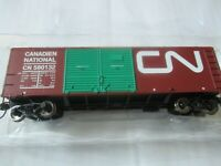 Bowser #42423 Canadian National Noodle Lumber Loading 40' Boxcar  HO Scale