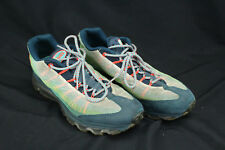 finest selection 75181 74411 Nike Air Max 95 Dynamic Flywire US 10.5 Green Grey Running Shoes 554715-383