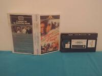 L'amant de la derniere heure / A place for lovers VHS tape & case RENTAL FRENCH