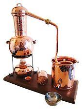 """Destille, Modell """"Kalif"""" mit Aromakorb"""