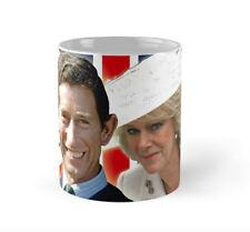 New Hrh Prince Charles - Duchess of Cornwall Collectable Ceramic Pro Photo Mug