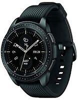 Samsung Galaxy Watch 42mm Smartwatch Bluetooth GPS SM-R810 (BLACK)