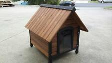 Dog Kennel Wood Timber