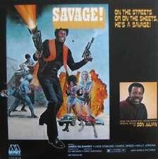 DON JULIAN Savage OST Money LP SEALED Blaxploitation Funk