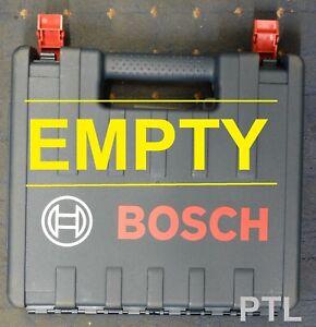 Bosch EMPTY DRILL BOX Carry case for GSB 1200 Li screwdriver UNUSED