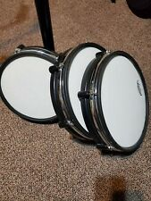 Electric Drums (Alesis customized drum pads)