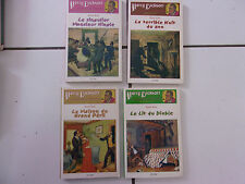 lot 6 courts romans HARRY DICKSON le Sherlock Holmes américain Jean RAY TBE